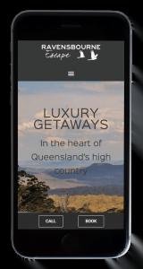 Ravensbourne Escape Mobile | Digital Marketing Gold Coast | Southport | Media 93